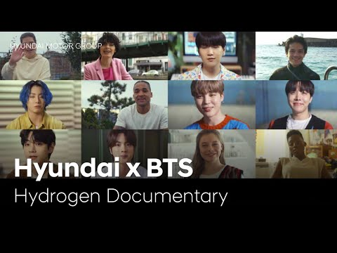 Hyundai x BTS - How Does Hydrogen Save the Earth? | World Environment Day 2021