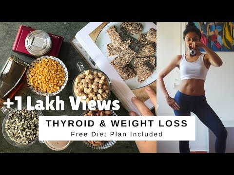 Thyroid & Weight Loss | How to lose weight quickly with Hypothyroidism