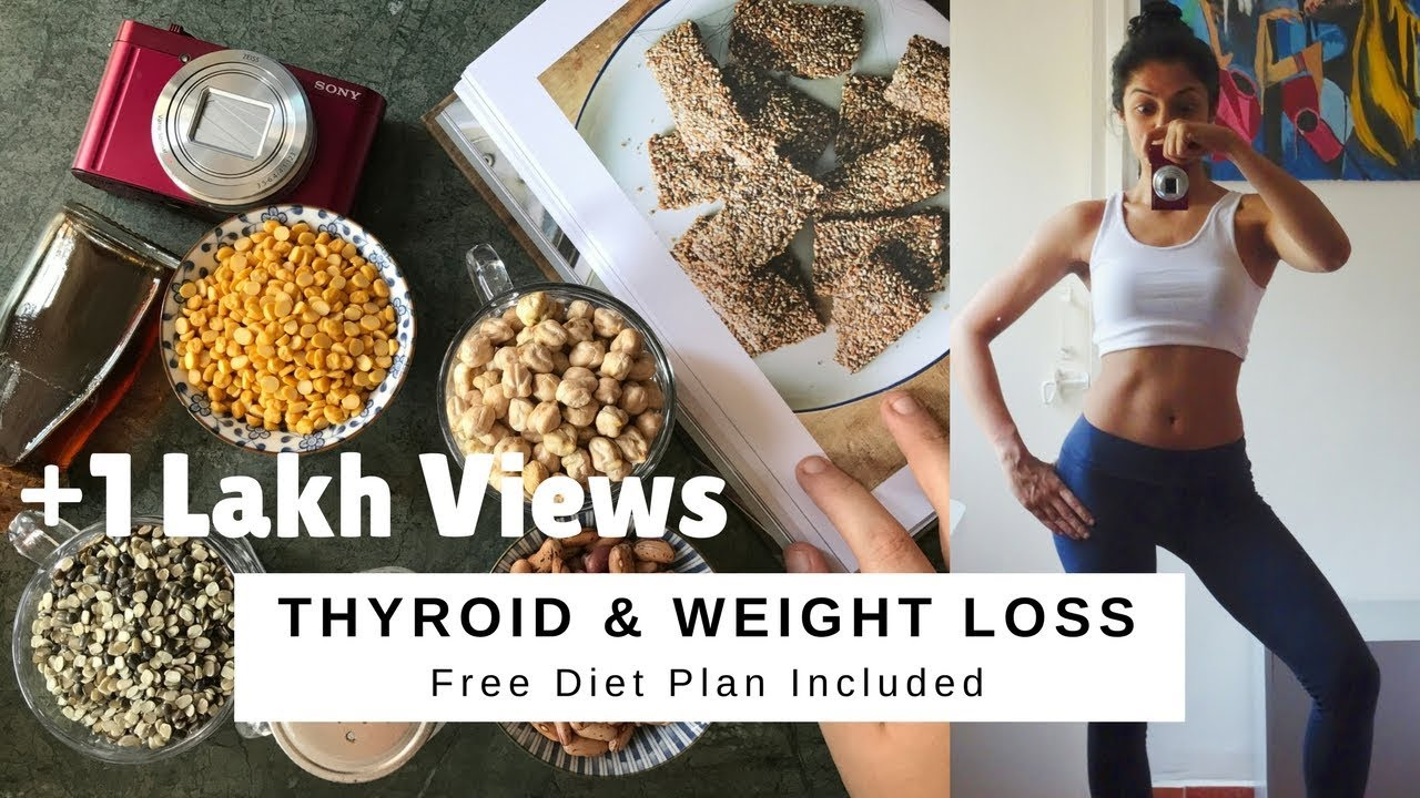<div>Thyroid & Weight Loss   How to lose weight quickly with Hypothyroidism</div>