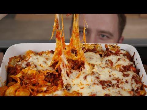 Мой любимый рецепт с макаронами!