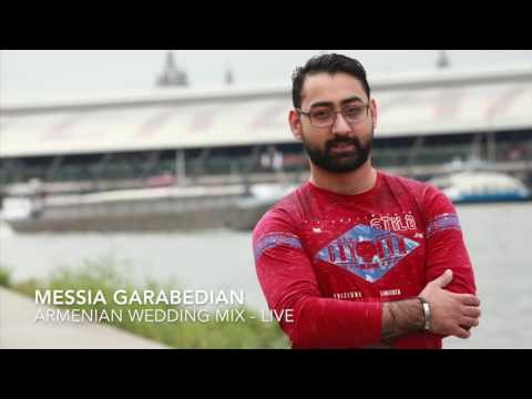 Messia Garabedian - Armenian Wedding Mix -  Live Medley