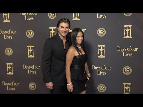 Victor Alfieri Red Carpet Style at Days of Our Lives 50 Anniversary Party