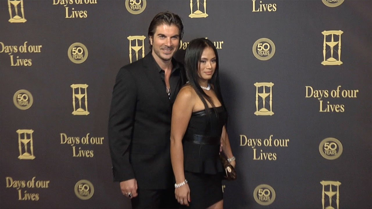 Victor Alfieri Red Carpet Style At Days Of Our Lives 50