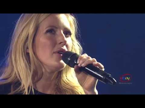 Ellie Goulding Love Me Like You Do   at Global Citizen Festival Hamburg
