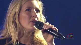 Ellie Goulding Love Me Like You Do | Live at Global Citizen Festival Hamburg