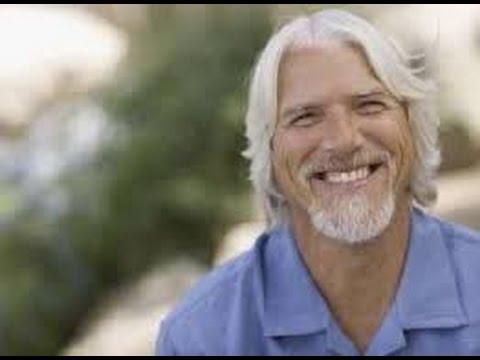 färga grått hår män