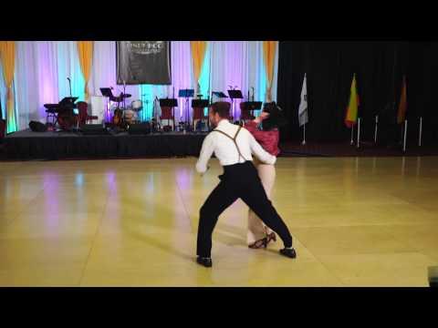 ILHC 2016 - Strictly Balboa Finals - Andreas Olsson & Jennifer Lee (Sweden & US)