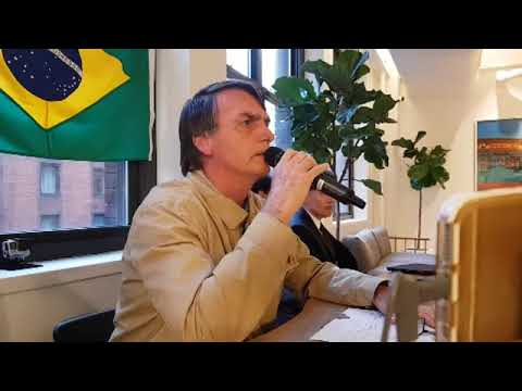Encontro Internacional - Jair Bolsonaro, Olavo de Carvalho e Jeffrey Richard Nyquist (parte 2)