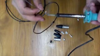 Erkek XLR Mini jack Kendi Stereo Kablo (3.5 mm)nasıl
