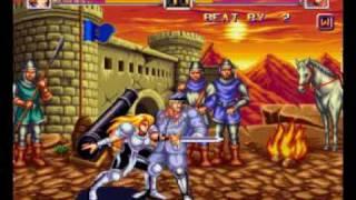 World Heroes 2 Jet: Janne (MasterZX) VS. Brocken (Dunero5000)