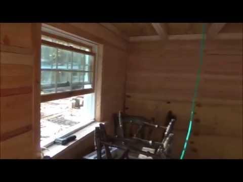 Finishing My Homemade Tiny House Living Room Paneling O17