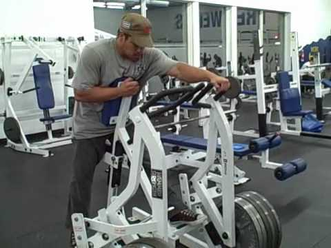 Back Up Your Bench Press With Chest Supported Rows Youtube