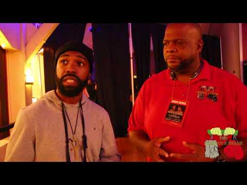 """The Fighter's Share Interview w/ """"MR."""" Gary Russell Jr....nobody wants to fight me!!"""