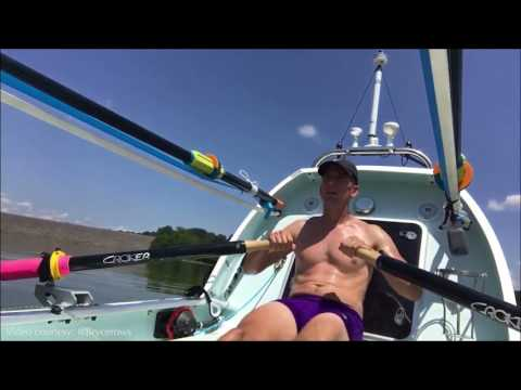 Muskegon native to attempt 2,000-mile solo row across Atlantic Ocean