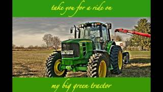Jason Alden - Big Green Tractor (EAR RAPE)