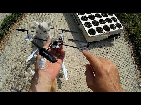 How To Make Lightweight Quadcopter