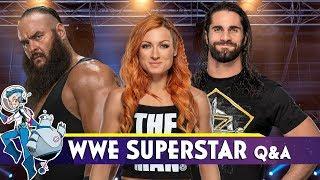 WWE Superstars Q&A