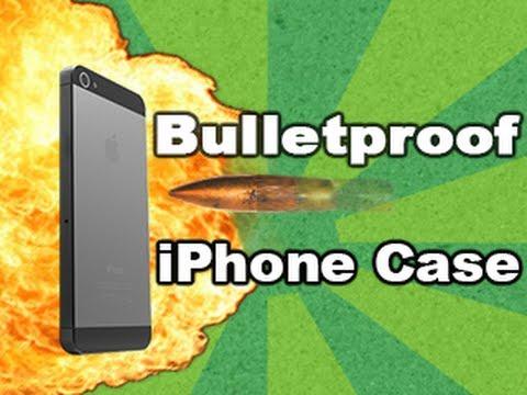 Bulletproof iPhone case vs 50 cal bullet! Tech Assassin - RatedRR Richard Ryan - 50 cal iPhone