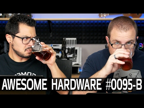 Awesome Hardware #0095-B: Your TV is Watching You, Robots, and an Intel CPU w/a Radeon GPU?