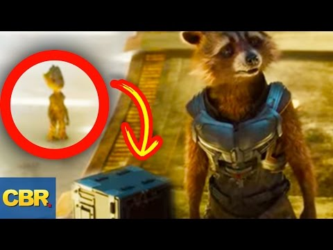 10 Guardians Of The Galaxy Secrets That You Need To Know