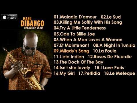 Manu Dibango - Balade En Saxo [Full Track Album Pre-Listen]