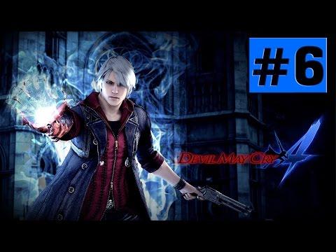 Devil May Cry 4 - [Миссия 6] - [Возрождение]