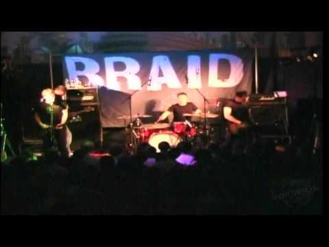 BRAID Full Set Live in Greensboro, NC June 10, 2004 REUNION TOUR
