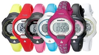 Timex Women's Ironman Essential 10 Mid-Size Collection