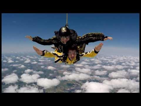 Andrew Wigdor Tandem jump