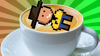 It's not Roblox-TRAPPED in the coffee Shop #JogosGrátis