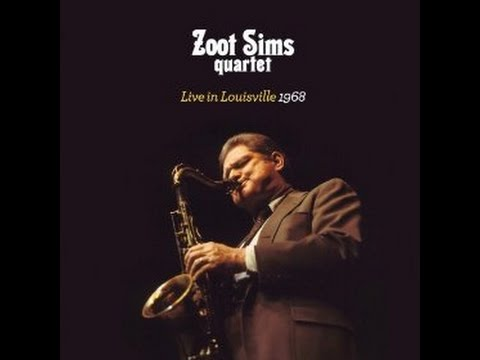 Zoot Sims  -  Blues