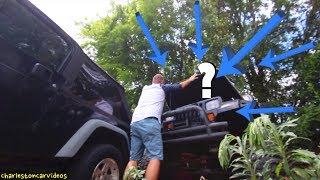 Walking The Lot at Largest Used Jeep Wrangler Dealership in the Carolinas! ( VLOG )