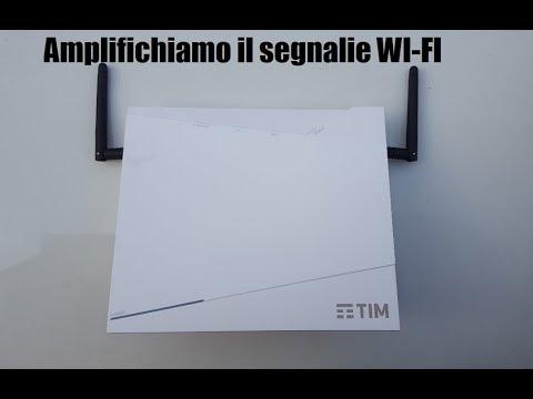 Come fare un amplificatore per il segnale wifi con una ...