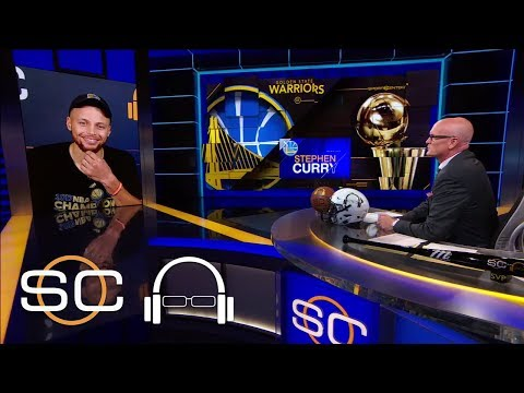 Steph Curry On Winning The 2017 NBA Finals | SC with SVP | June 13, 2017
