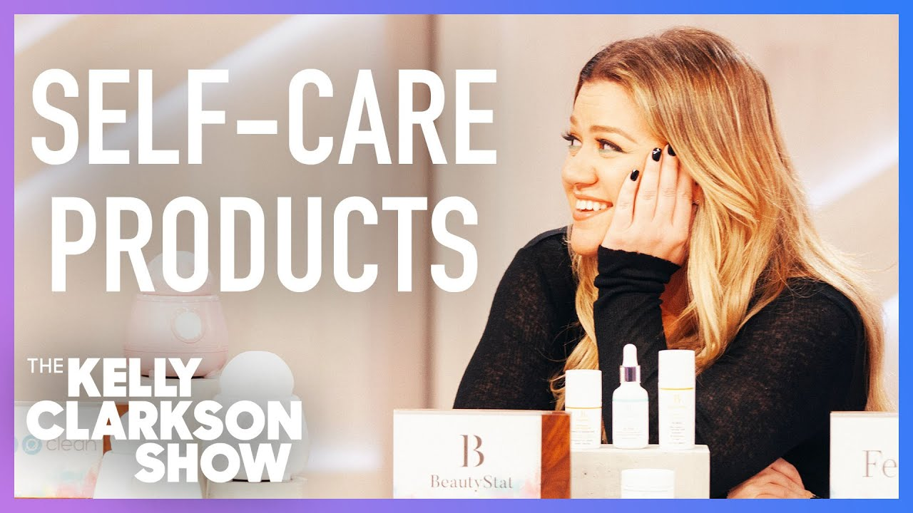 Kelly Shares Must-Have Self-Care Products