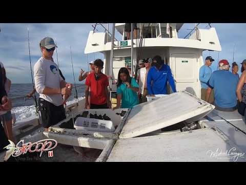 Deep Sea Fishing On The Swoop II !!!