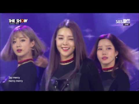 Berry Good - Don't Believe (161101)