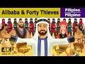 Si Alibaba at ang Apatnapung Bandido mga kwentong pambata tagalog 4K UHD Filipino Fairy Tales