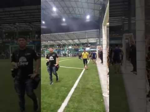 สนามที่ 3 Chang Football Sevens 3 นัดชิงชนะเลิศ ทีมปิยมิตร ส เจริญการช่าง VS ทีมนิรนาม 91