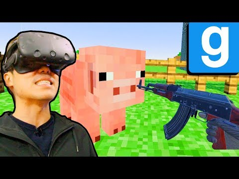 This Pig Gets Me Into So Much Trouble! (VR TTT)