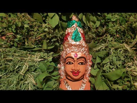 kandha-sashti-day-4--sri-murugan-pachai-sathi-alangaram