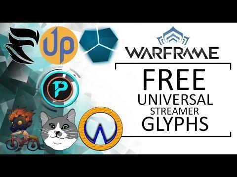 Warframe I Streamer Glyphs p.5