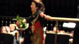 Helen Donath and MAV Symphony Orchestra 2014 september