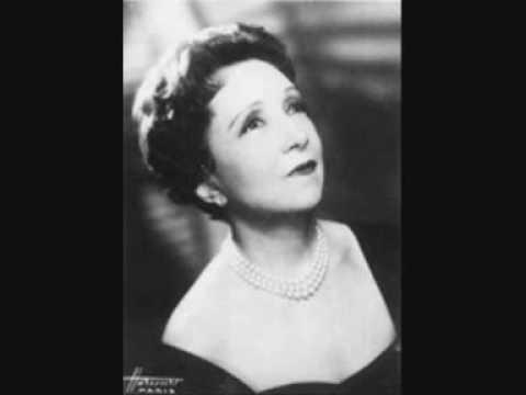MAGDA TAGLIAFERRO playing Fauré Nocturne n.6 op 63