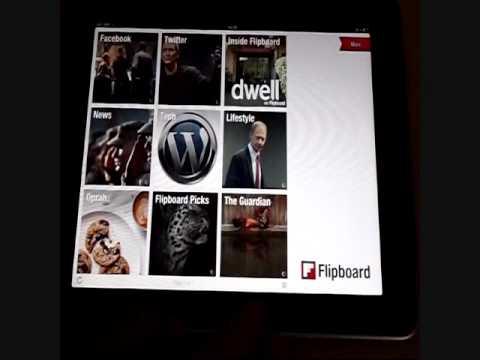 Crea tu propia revista con Flipboard