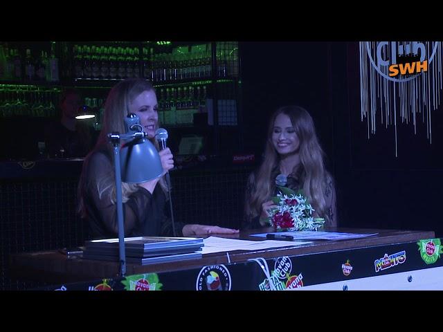 Intervija ar Elīnu Bičevski - Jaunās mūzikas raidījuma