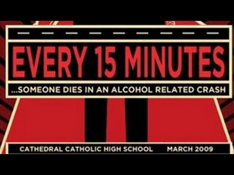 Every 15 Minutes 2009 - Cathedral Catholic High School