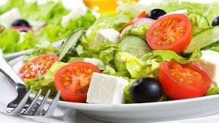 [ЗОЖ] Постный салат в Нижнем Новгороде