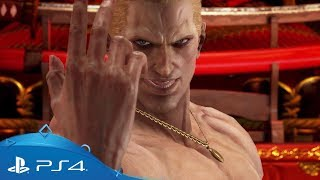Tekken 7 | DLC 2 Geese Howard Trailer | PS4