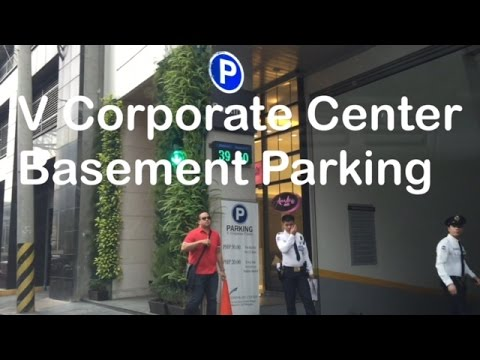 V Corporate Center Basement Parking Soliman Street Salcedo Village Makati by HourPhilippines.com
